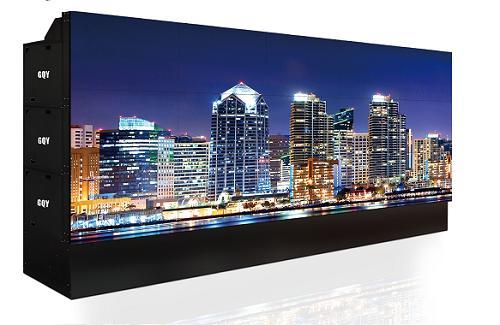 小间距LED显示屏和无缝LCD液晶拼接屏的不同体现在?